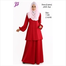 Ana Blouse with skirt (2 pieces) J353