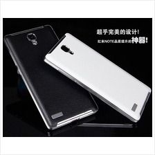 XIAOMI Mi4 Mi4i Redmi 2 Note 2 4G PU Leather Note3 Style Battery Case