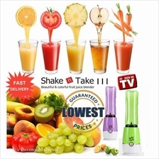 Lowest Price - Shake N Take 3 Juice Yogurt Blender With 2 Bottles