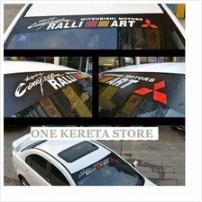 MULTIPLE CAR MODEL WINDSCREEN FRONT  WINDOW CAR CARBON STICKER