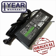 Original Sony Vaio 19.5V 4.7A 90W 92W 6.0 6.5 4.4 PI Adapter Charger
