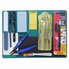 Bandai Modelling accessories Basic Tool (12 in 1) - Beginner Essential