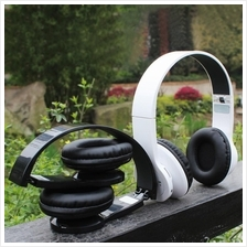 BQ-605 SMART BLUETOOTH HEADPHONE W/ TF SLOT/FM RADIO