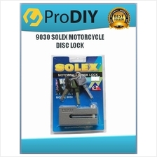 9030 SOLEX MOTORCYCLE DISC LOCK
