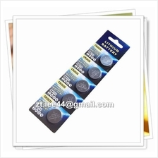 5pcs of CR2025 LM2025 DL2025 BR 2025 3v Button Coin Cell Battery