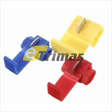 Wire Connector Clip, Quick Wire Connection Clip Cable Clamp (10PCS)