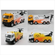 Affluent Town MAN 1:64 Diecast MAN Tow Truck 2 Color Model Constructor