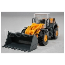Affluent Town 1:64 Diecast Large Bulldoze YELLOW Constructor Vehicle