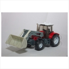 Affluent Town 1/64 die cast Farmer Loader Tractors Red color