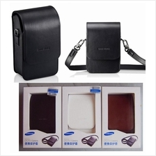 Leather Case for Samsung Galaxy Camera GC100 GC110 CG200 CG120 (53531)