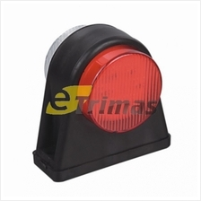 LED Tail Lights Side Rear Mini Marker Lamp Light For Isuzu Hicom Hino UD Lorry