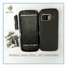 NOKIA 5800 Full Set Front and Back Housing