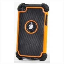 Anti-Impact 2Layers Armor Back Cover for iPod Touch 4 (29026)