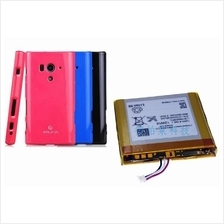 Kottyo Back Cover for Sony Xperia Acro S LT26W + Screen Protector 8683