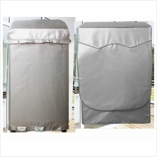Rainproof Sunproof Sticker Cover for Top Loader Washing Machine(80967)