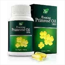 Primrose Oil for ( Women Perempuan) 100 Caps (Health+Immune)