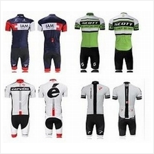 2014 Cycling Jersey + Shorts Scott IAM Pinarello Cervelo