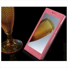 Makeup Mirror Case for Huawei Ascend P6 (25894) / P7 (77139)
