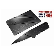 Credit Card Folding Safety Knife (Gift Pack Version)
