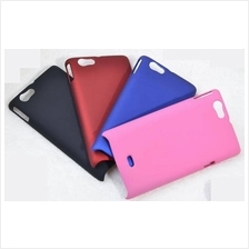 Tourmate Matte Back Cover for Sony Xperia Miro ST23i + Screen Protecto