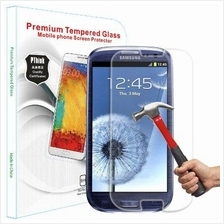 Samsung Galaxy S3 S4 S5 S6 Note 2 3 4 5 Edge Plus Tempered Glass case