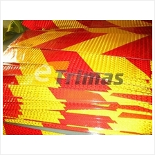 JPJ PVC Reflective Sticker, Lorry Sticker