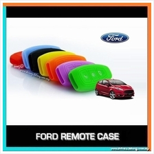 SILICONE SMART KEY REMOTE CASE COVER - FORD FIESTA/FOCUS/KUGA/ECOBOOST