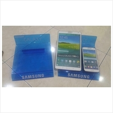 samsung galaxy v G313 PU leather flip battery cover+ tempered glass