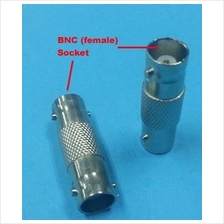 CCTV Connector - BNC(F) to BNC(F) Joint, connector, Plug / Jack