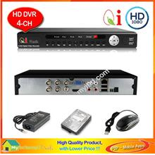 4-Channels 3G / Network DVR CCTV Recorder * Apps Store *