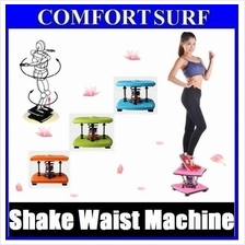 Latest !! Shake Waist Slimming machine Double spring Twister Plate
