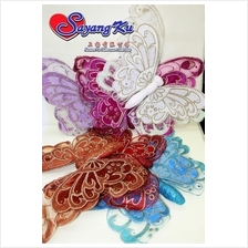 DECORATION BUTTERFLY SY079 - 55CM