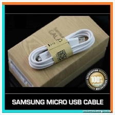 SAMSUNG MICRO USB 2.0 OEM DATA CABLE - GALAXY S3/S4/A5/NOTE/ACE/2/MEGA