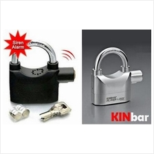 Alarm Lock Padlock 110dB Door Lock Motorcycle lock
