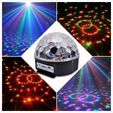 LED Crystal Magic Ball / Disco Lighting
