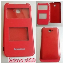 lenovo s930 flip battery cover with window