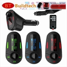 LCD Car Kit MP3 Player Wireless FM Transmitter Modulator