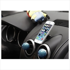 Phone Magnet Stand Holder Car Dashboard Rotary Table Magnetic