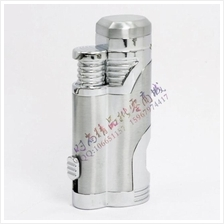 Honest BCZ359-1 Double Jet Flame Torch Cigar Butane Gas Lighter