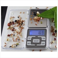 Pocket Jewelry Digital Weighing Scale Sensitivity 0.01g
