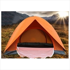 DOME TENT (3 Person ) WATER & UV PROOF RM180