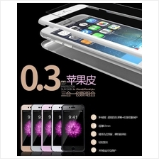 Iphone 6 6S 6 Plus Remax 3 IN 1 9H 0.3mm 360 Protector Slim Skin