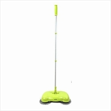 Rotation 360' Hand-Propelled Sweeper