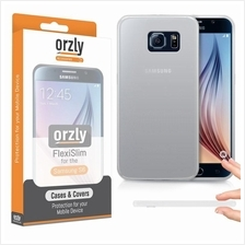 Orzly FlexiSlim Super Slim (0.35mm) Case for Samsung Galaxy S6 / s6