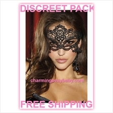 Sexy Lace Eye Mask Women Masquerade Cat woman Cosplay Costume Lingerie