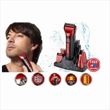Multi-function Electric Hair Clipper  – Water-Proof  & Rechargable