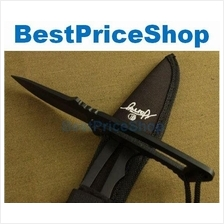 Tactical HARRY Blade Throw Knife Survival Dart Camping Envelope