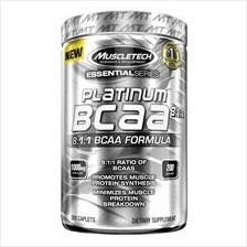MT Platinum BCAA 200 Tabs 8X Strength ( 2 Tabs Per Day)