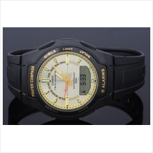 Casio Men PRAYER COMPASS Watch CPW-500H-9AVDR