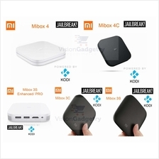 XiaoMi MiBox Box 3S 6th Gen 64bit Android TV 4k HD UNLOCK IPTV HDTV